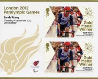 2012 Paralympic Games Sarah Storey Womens Cycling Road Race MS