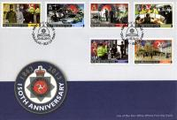 2013 150th Isle of Man Constabulary Anniversary
