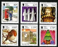 2013 Christmas Stamp Gallery