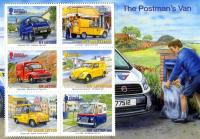 2013 Europa Post Office Vehicles MS