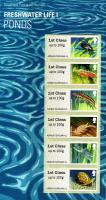 2013 Post & Go Freshwater Life 1st issue