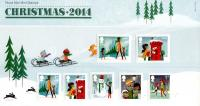 2014 Christmas pack
