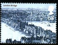2002 Bridges of London 68p