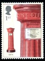 2002 Pillar Boxes 1st