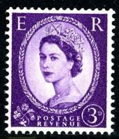 SG 615 3d lilac 2 band