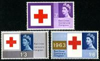 1963 Red Cross phos