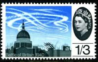 1965 Battle of Britain 1s 3d phos