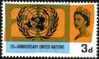 1965 United Nations 3d
