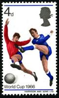 1966 World Cup 4d