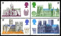 1969 Cathedrals 5d block