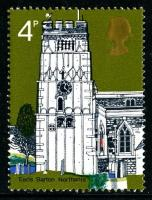 1972 Churches 4p