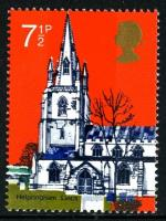 1972 Churches 7½p