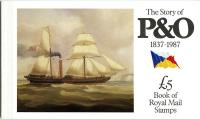 1987 The Story of P & O