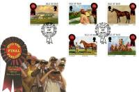 2001 Horse Racing Paintings