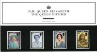 2002 Queen Mother pack