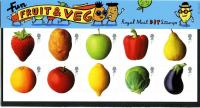 2003 Fruit & Vegetables pack