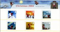 2004 Christmas pack