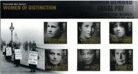 2008 Women of Distinction pack