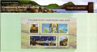 2008 Celebrating N.Ireland MS packs