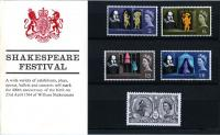 1964 Shakespeare pack