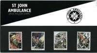 1987 St John Ambulance pack