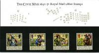 1992 Civil War pack