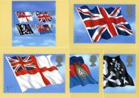 PHQPSM07 2001 Royal Navy Flags