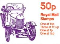 SG: FB15a Bull Nose Morris with 11½p right band