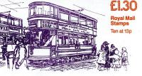 SG: FL6a £1.30p London Trams LM