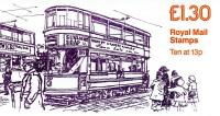 SG: FL6b £1.30p London Trams RM