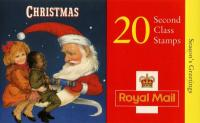 SG: LX14 Christmas 1997 20x2nd Father Christmas