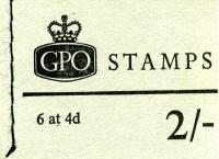 SG: NP34  2/- Machin 1969 March