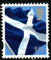 SG S158  1st Scottish Lion