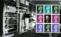 SG U3010b 2015 Inventive Britain x8 definitives