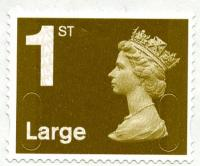SG U2944 1st large gold