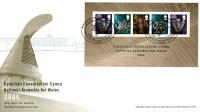 Wales 2006 1st March National Wales Assembly Cardiff CDS royal mail cover