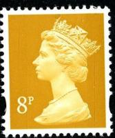 SG Y1674 9p yellow 2 band