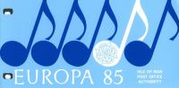 1985 Europa Music Year pack