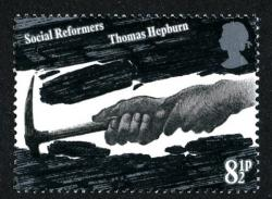 1976 Social Reformers 8½p