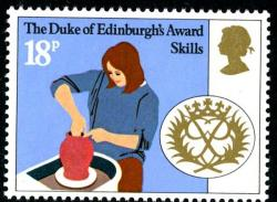 1981 Duke Edinburgh 18p