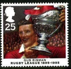 1995 Rugby League 25p