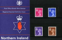 1971 Northern Ireland Regional Pack No29