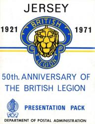 1971 Royal British Legion pack
