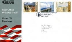 1971 Ulster Royal Mail cover