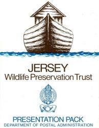 1971 Wildlife Preservation Trust pack