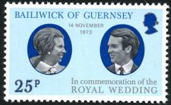 1973 Royal Wedding