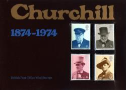 1974 Churchill Souvenir Book