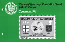 1975 Christmas pack