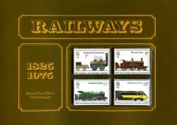 1975 Public Railways Souvenir Book