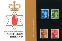 1976 Northern Ireland Regional Pack No 84